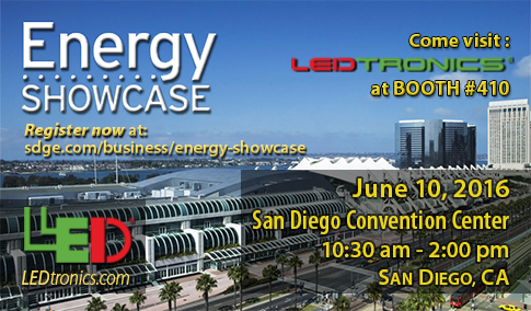 LEDtronics Booth # 410